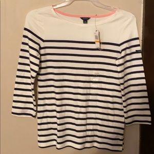 Nautica blouse